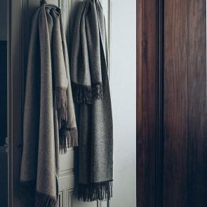 Alexandre Turpault Plaid Nomade Grijs 130 x 180 cm