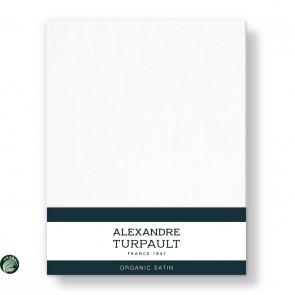 Alexandre Turpault Laken Teophile Bio Satijn Wit