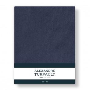 Alexandre Turpault Laken Satijn Marine