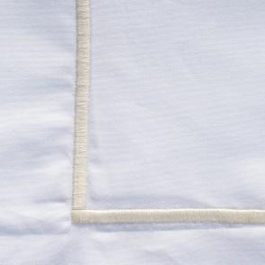 Dommelin Kussensloop Cortina Wit Ecru 60 x 70 cm