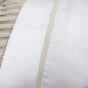 Fissaggio Dekbedovertrek Tencel Mist Dune 260 x 200/220 cm