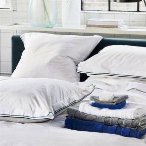 Designers Guild Laken Astor Midnight & Aqua