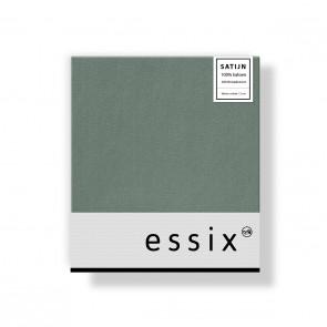 Essix Kussensloop 4 volant Satijn Jade