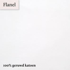 Dommelin Kussensloop Flanel Wit 60 x 70 cm
