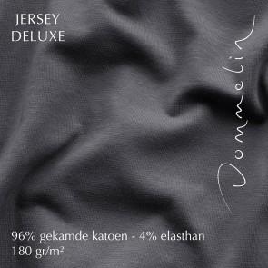 Dommelin Split Hoeslaken Jersey Deluxe Potlood
