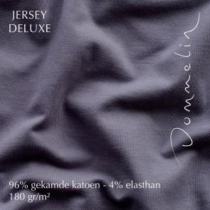 Dommelin Hoeslaken Jersey Deluxe Tin