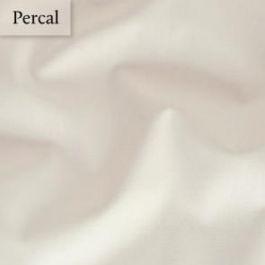 Dommelin Kussensloop Percal 200TC Beige 60 x 70 cm