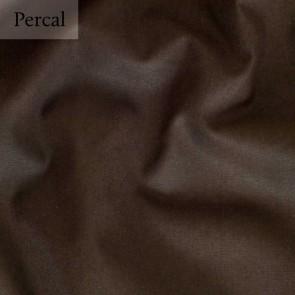 Dommelin Dubbel Split Hoeslaken Percal 200TC Choco