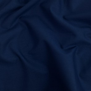Dommelin Hoeslaken Katoen Donkerblauw 210 x 210 cm