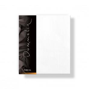 Dommelin Kussensloop Deluxe Percal Wit 60 x 70 cm