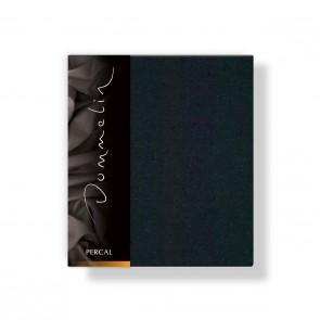 Dommelin Kussensloop Deluxe Percal Zwart 60 x 70 cm