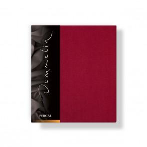 Dommelin Kussensloop Deluxe Percal Rosso 80 x 80 cm