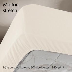 Dommelin Stretch Molton Hoeslaken