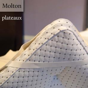 Dommelin Split Topper Molton Plateaux