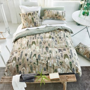Designers Guild Dekbedovertrek Quill Naturel