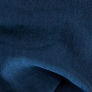 Dommelin Dekbedovertrek Washed Linnen Tough Navy lits-jumeaux
