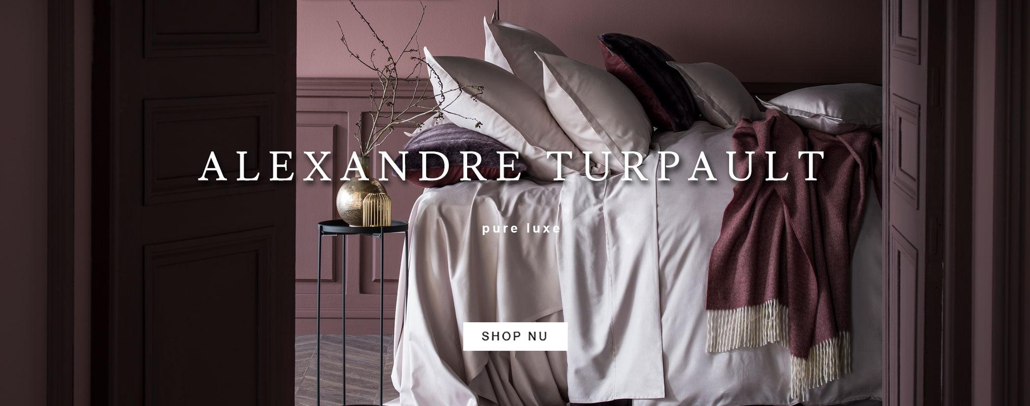 Alexandre Turpault Egyptisch Katoen Teo