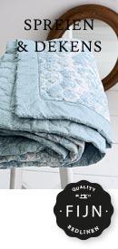 Spreien en dekens
